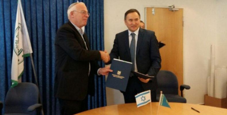 Между Казахстаном и Израилем ожидаются новые экономические связи
