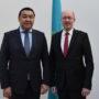 Совместные бизнес-проекты Казахстана и Германии