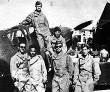 арабские летчики в Казахстане