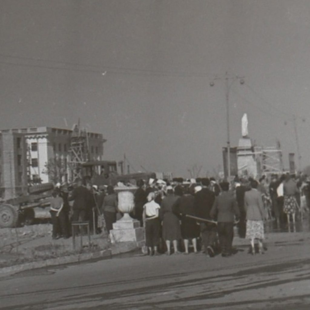 Площадь Тараз