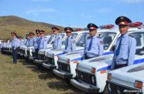1 мая жамбылская полиция проводит ярмарку охранных систем