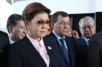Дарига Назарбаева посетила Жамбылскую область