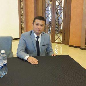 Аспандияр Сейсебаев