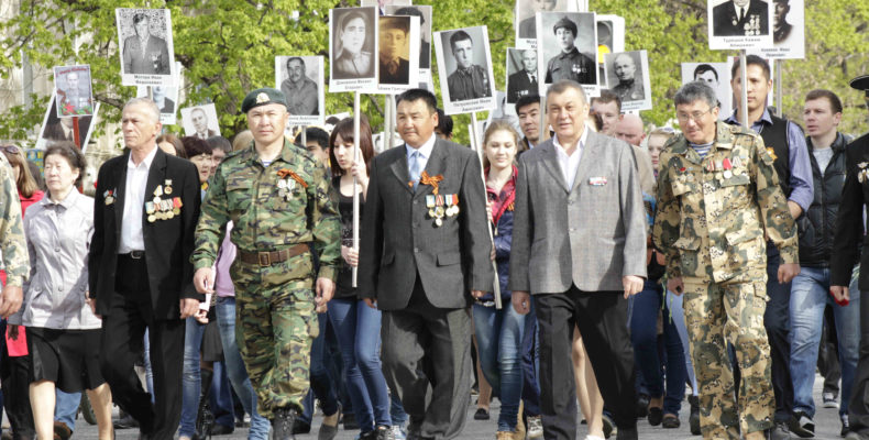 Акция «Бессмертный полк» пройдет 9 мая в Таразе