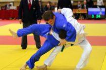 В Таразе проходит отборочный чемпионат дзюдоистов