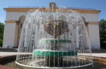 1 мая в Таразе открывается сезон фонтанов
