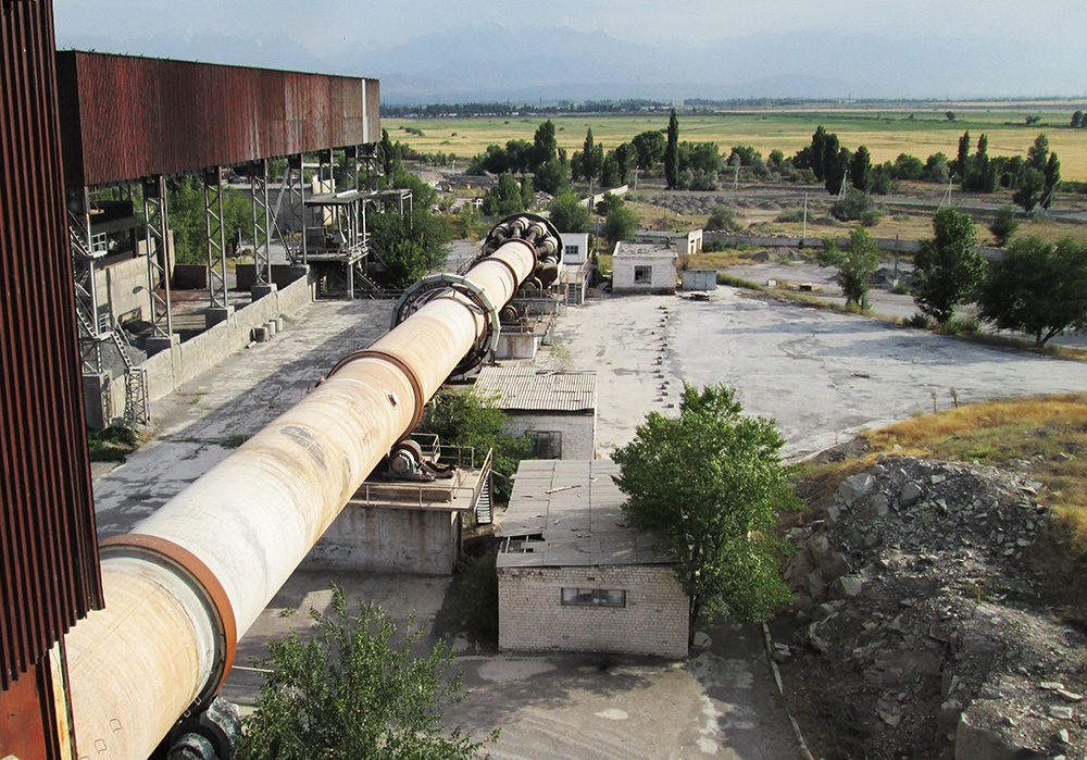 обанкротившийся завод в таразе