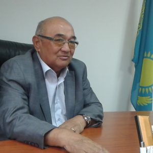 Сагынбек Акшалов