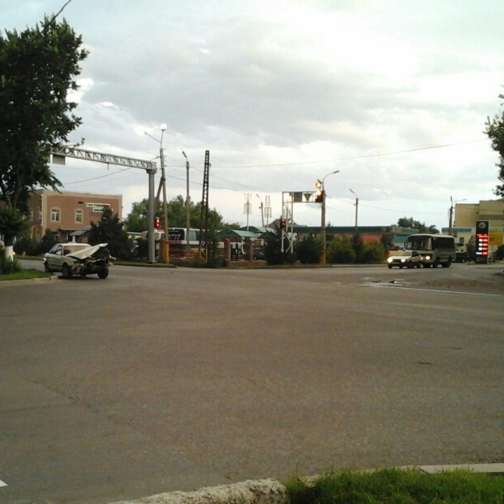ДТП в Таразе