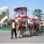 От Жамбылской области в Астану отправлен караван на выставку EXPO-2017