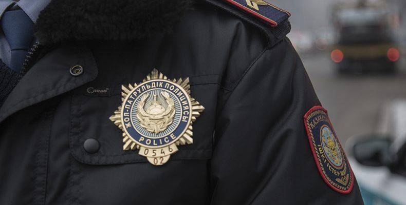 Жамбылские полицейские задержали жителя столицы за сбыт наркотиков