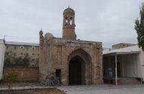 Храмы Тараза: Уникальная мечеть Абдыкадыра