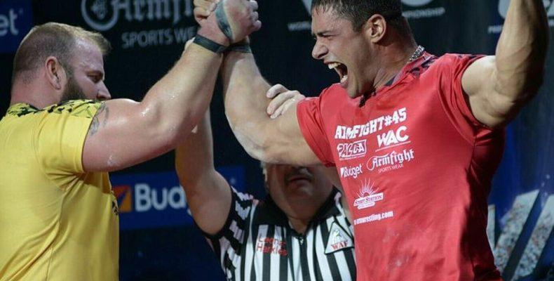 Дмитрий Трубин — победитель «монстра»