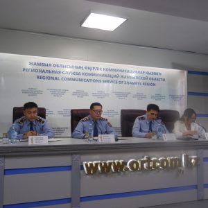 ДПС Жамбылской области