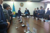 Жамбылская и Алматинская области подписали меморандум о сотрудничестве