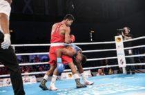 Сенсация в Германии: жамбылский боксер победил Олимпийского чемпиона из Кубы