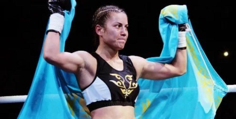 Слезы радости чемпионки мира Фирузы Шариповой