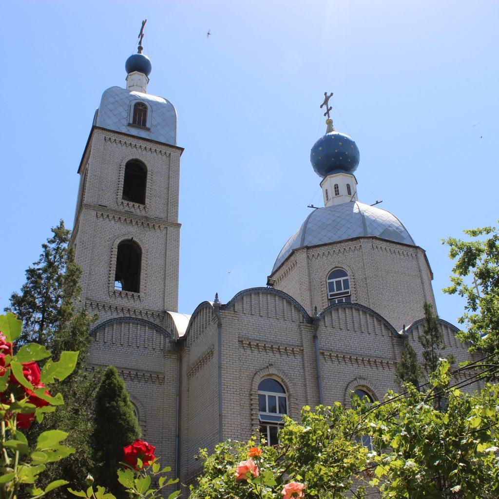 Церковь Богородицы в Таразе