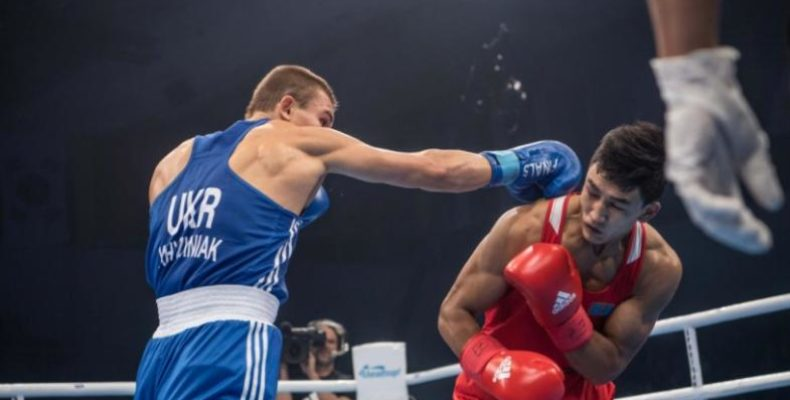 Сотворивший сенсацию боксер Аманкул стал вице-чемпионом мира
