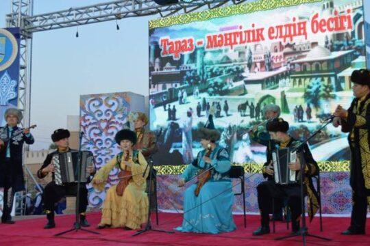 «Nur Otan» партиясының қолдауымен 5 жылда 26 мәдениет нысаны салынады