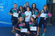 Таразчанки принесли Казахстану единственное золото Чемпионата Азии
