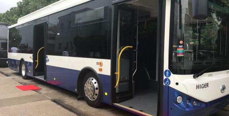 Завод по производству электроавтобусов откроют в Таразе