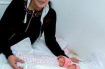 Сельчанка в 21 год родила тройню в Таразе