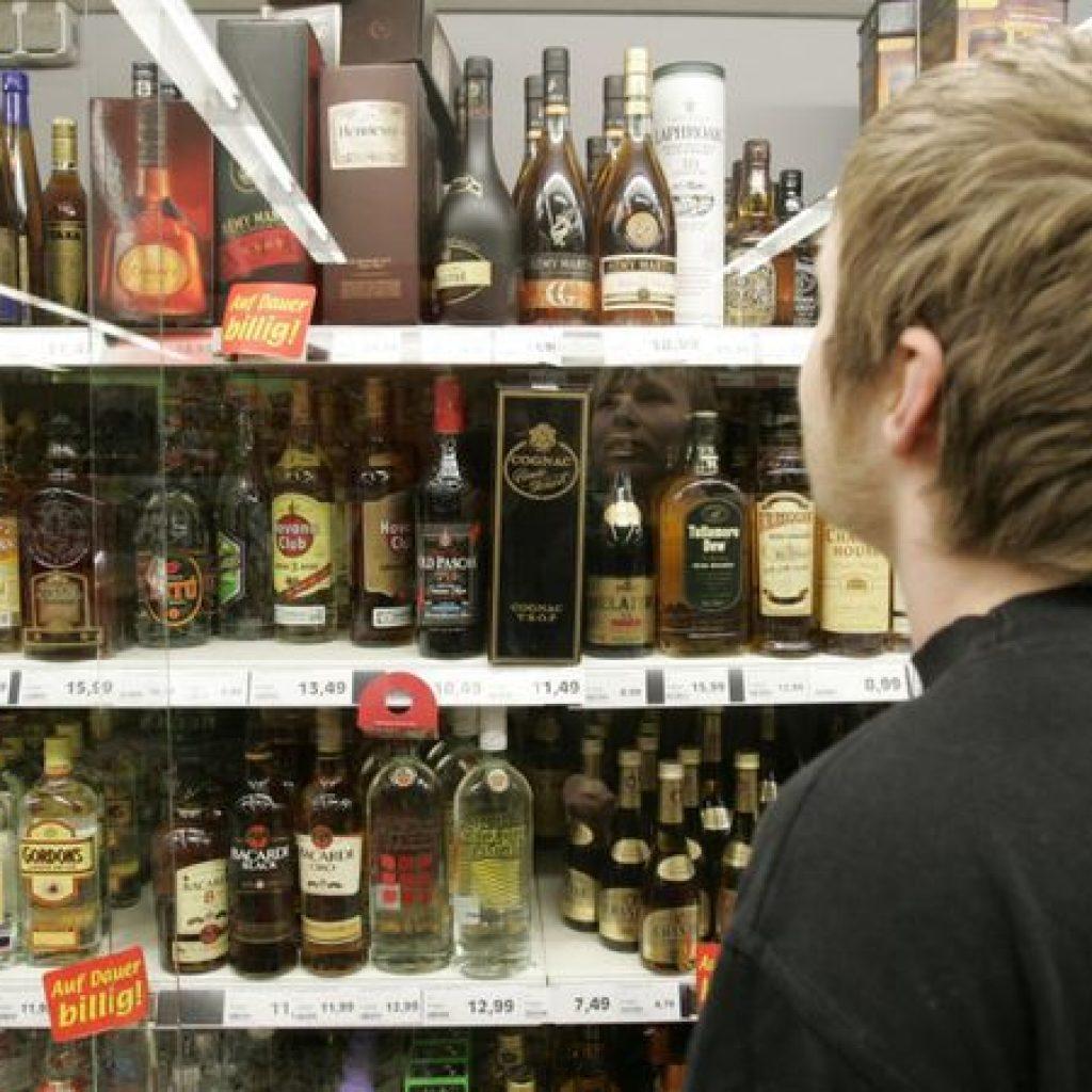 До скольки продают спиртные напитки