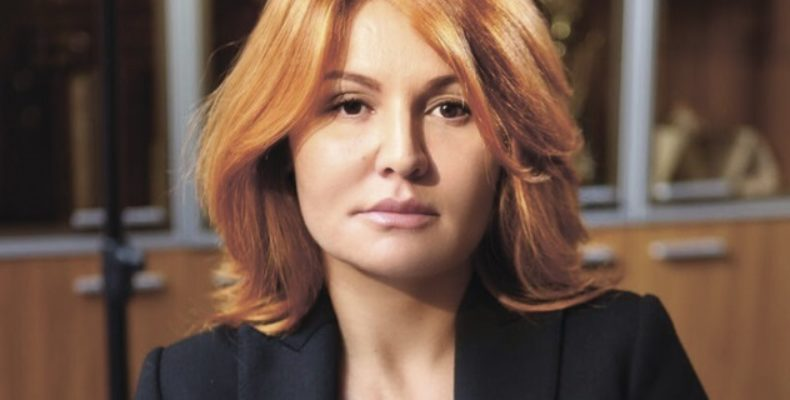 Предпринимательница из Тараза баллотируется в Президенты России