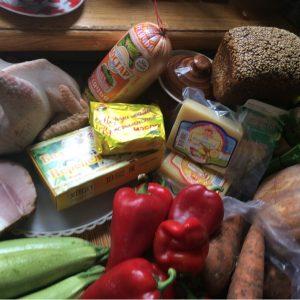 овощи, продукты, ярмарка