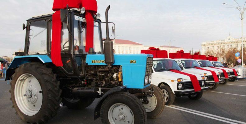 Работников сельского хозяйства поздравили в Жамбылской области