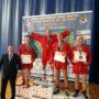 Два «золота» и «бронзу» привезли жамбылские самбисты с чемпионата мира ветеранов в Греции