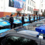 Жамбылские полицейские получили новые автомобили