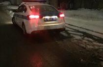 Поступок полицейских удивил граждан