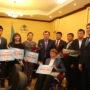 В Жамбылской области чествовали спортсменов-победителей