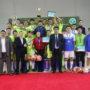 Лучшего игрока в мини-футбол среди госслужащих определили в Таразе