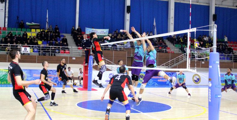«Динамо-Тараз» одержал сразу три победы
