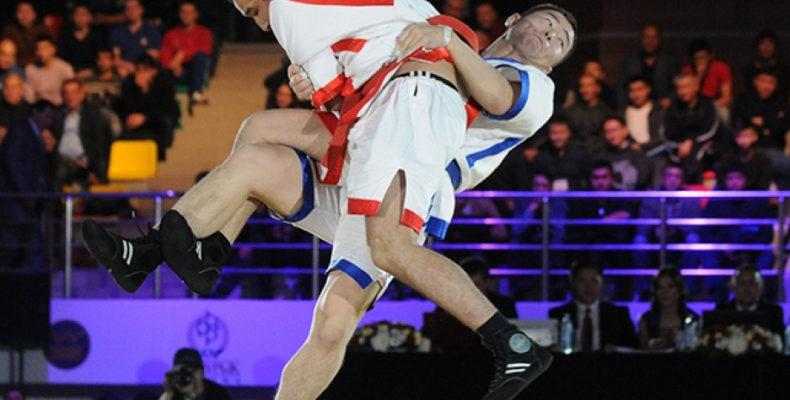 Чемпионат по казақ күресі завершился в Таразе