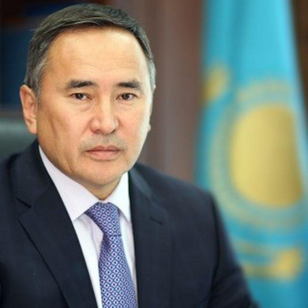 Аскар Мырзахметов сменил Карима Кокрекбаева
