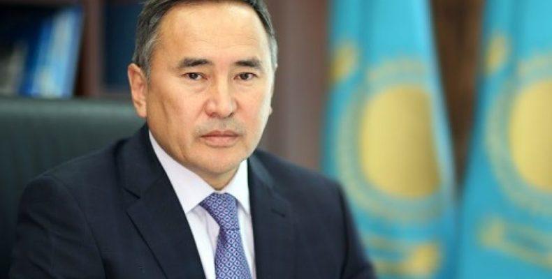 Аскар Мырзахметов — аким Жамбылской области. Куда пойдет Карим Кокрекбаев?