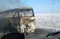 Названы возможные причины трагической гибели 52 пассажиров автобуса в Актюбинской области