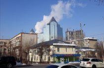 В Алматы пришла антарктическая зима