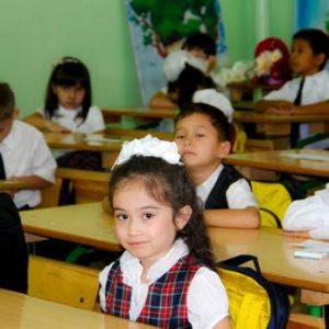 Узбекская школа