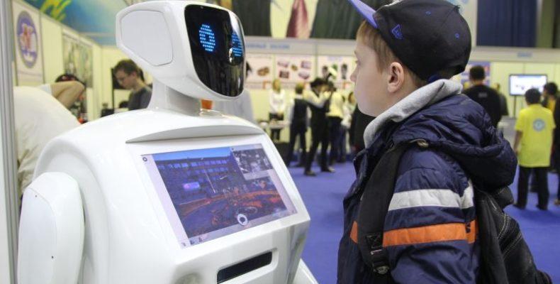 Фестиваль робототехники «RoboLand-2018» прошел в Караганде