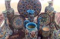 Выставка традиционной культуры и искусства Ирана