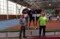 Чемпионат РК по легкой атлетике в Караганде