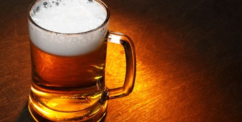 Три года – за кружку пива
