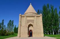 Дворцом бракосочетаний предлагает увековечить легенду о Карахане и Айше-биби ветеран из Тараза