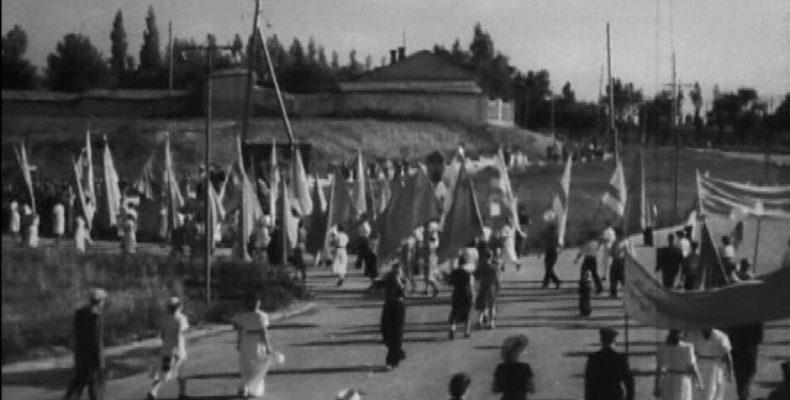Как в прошлом столетии праздновали Первомай
