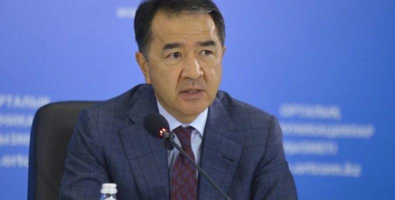 Сагинтаев предложил ставить билборды «не доверяю» с названиями торговых центров